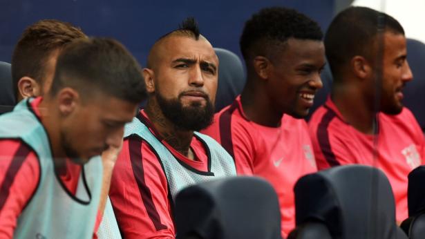 Le FC Barcelone recadre Vidal