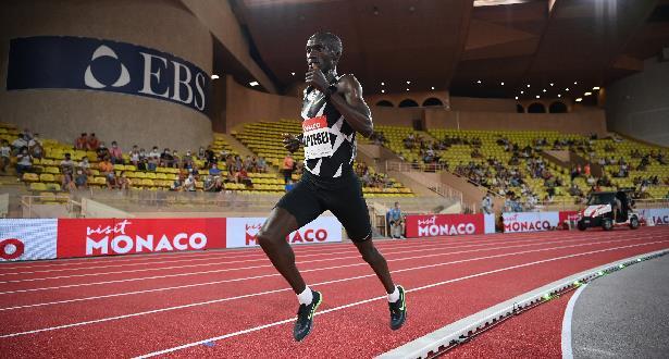 ألعاب القوى.. الأوغندي شبتيغي يحطم الرقم القياسي العالمي في سباق 5000 متر