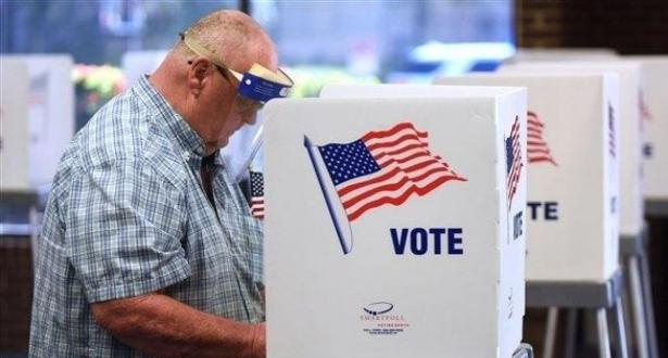 نسبة الاقتراع المبكر في الانتخابات الرئاسية الأمريكية أعلى مما كانت عليه في 2016