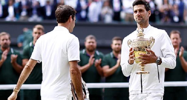 Wimbledon 2019: Djokovic sacré au bout d'une finale hors-norme