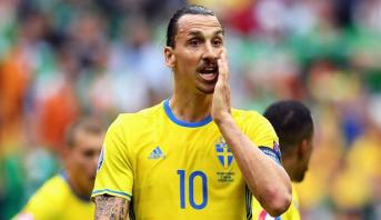 إبراهيموفيتش سيخضع لفحص طبي مع مانشستر يونايتد بعد كأس أوروبا