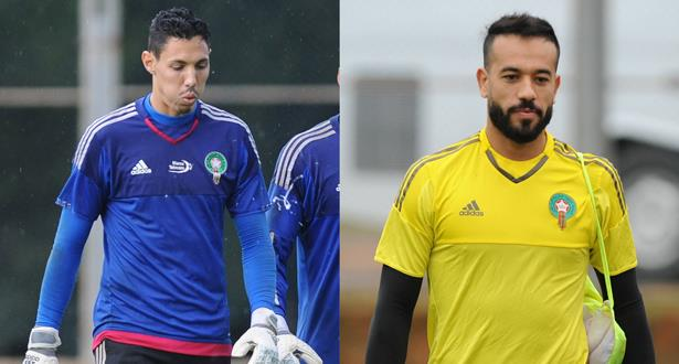 CAN : Anas Zniti remplace Abdelali Mhamdi