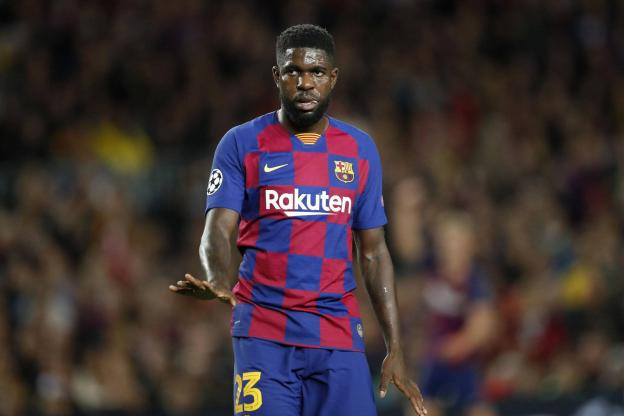 Foot/transfert : Samuel Umtiti ne veut pas quitter le Barça (presse)