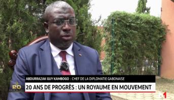 Témoignage d'Abdurrazak Guy Kambogo, chef de la diplomatie Gabonaise