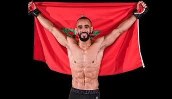 مواجهة مرتقبة للبطل المغربي عثمان زعيتر بخصم فنلندي