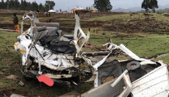 جنوب إفريقيا .. 11 قتيلا في حادثي سير