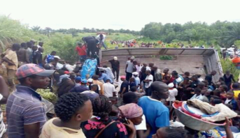 RDC: au moins 12 morts dans un accident de la route