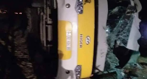 الجزائر .. مصرع خمسة أشخاص في حادثة سير على طريق المسيلة