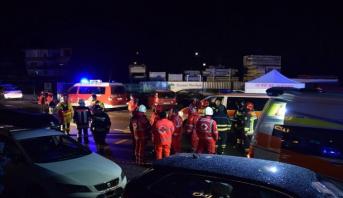 Italie: une voiture percute des touristes allemands, 6 morts et 11 blessés