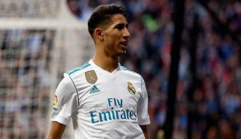 Football : Achraf Hakimi prolonge au Real Madrid jusqu'en 2023