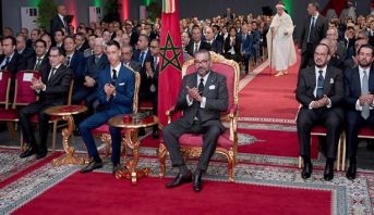 الاتفاقية -الإطار المتعلقة ببرنامج التنمية الحضرية لأكادير الموقعة تحت رئاسة الملك محمد السادس