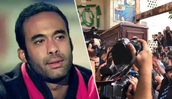 وفاة هيثم أحمد زكي .. اليتيم الذي رحل فجأة .. واقعة صادمة ومؤثرة قبيل جنازته