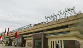 Aéroport Errachidia Moulay Ali Cherif : le trafic décolle de 116,54% en juin