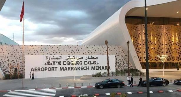 مطار مراكش الدولي يتأهب لاستئناف نشاطه