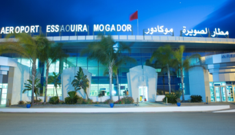 المطار الدولي الصويرة - موكادور يحتفل باستقباله لمائة ألف مسافر