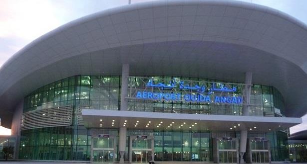 مطار وجدة : حوالي 90 ألف مسافر خلال النصف الأول من العام