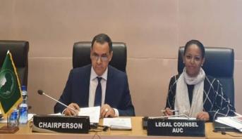 القمة المقبلة للاتحاد الإفريقي: المغرب يترأس اجتماعا للجنة الفرعية للجنة الممثلين الدائمين المعنية بالقواعد والمعايير