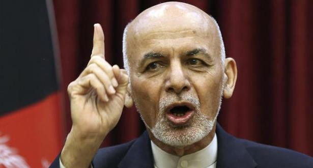 أشرف غني يؤدي اليمين رئيسا لولاية ثانية في أفغانستان وسط أزمة سياسية