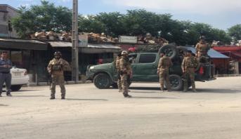 Afghanistan: attentat contre une mosquée à Kaboul lors de la prière du vendredi