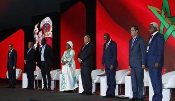"""مراكش.. افتتاح الدورة الثامنة لقمة منظمة المدن والحكومات المحلية المتحدة الإفريقية """"أفريسيتي"""""""