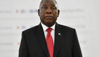 إعادة انتخاب سيريل رامافوسا رئيسا لجنوب إفريقيا لولاية من 5 سنوات