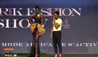AFRICA CHIC > Côte d'Ivoire: 14e édition d'Afrik Fashion Show