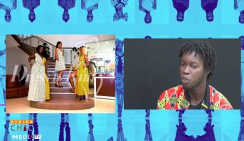 AFRICA CHIC > Village du Maroc à Abidjan: un défilé de mode haut en couleur