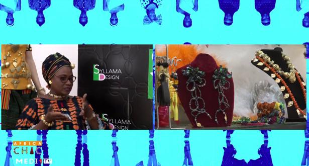 L'accessoiriste de mode ivoirienne Syllama invitée de d'Africa Chic