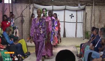 AFRICA CHIC > Festi'Mod, le Conscious Fashion Show et portrait du styliste ivoirien Rocard Yapo