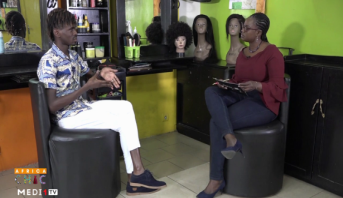 AFRICA CHIC > Les tissus africains à l'honneur lors d'un défilé à Dakar & Entretien avec le maquilleur ivoirien Raph
