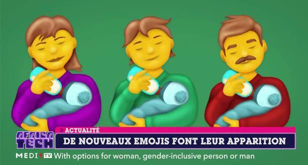 Africa tech: de nouveaux emojis font leur apparition