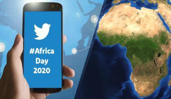 #AfricaDay2020: les tweets qui ont marqué la Journée mondiale de l'Afrique