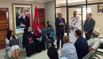جنوب إفريقيا .. سفارة المغرب ببريتوريا تعمل على تحديث خدماتها القنصلية