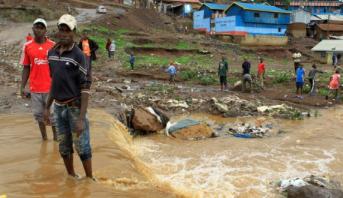 الفيضانات تؤثر على حياة أكثر من 700 ألف شخص في منطقة الساحل الإفريقي