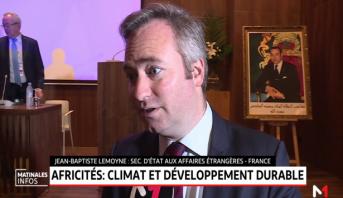 Africités 2018: climat et développement durable