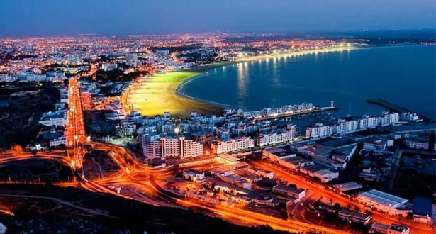أكادير تقترب من عتبة مليوني ليلة سياحية مع نهاية ماي 2019