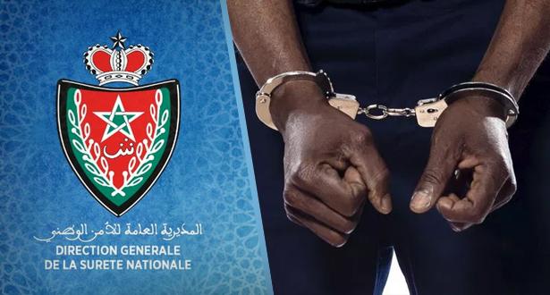Tanger : Arrestation d'un Camerounais soupçonné d'appartenir à un réseau criminel s'activant dans la migration illégale et la traite humaine