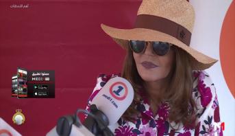 أهم اللحظات > الديفا سميرة سعيد في لقاء حصري على موزاييك