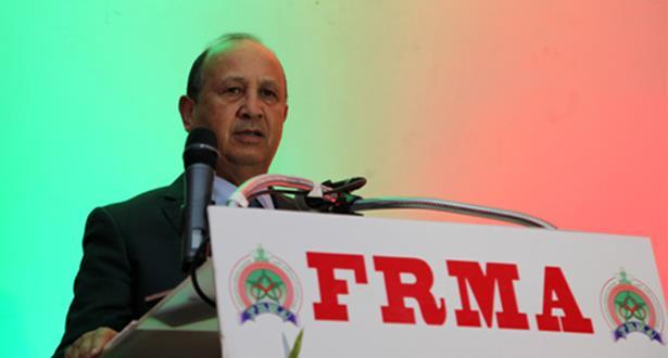 إعادة انتخاب عبد السلام أحيزون رئيسا للجامعة الملكية المغربية لألعاب القوى