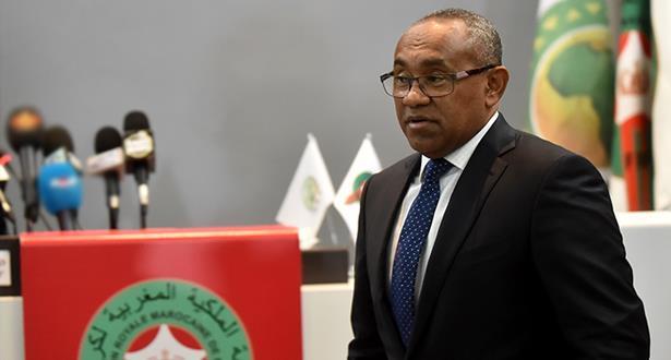 """رئيس """"الكاف"""" يتحدث عن المغرب بعد قرار إسناد """"كان2019"""" إلى مصر"""