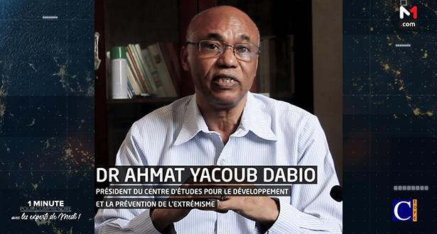 Dr. Ahmat Yacoub Dabio : Les conséquences du conflit libyen dans l'espace du G5 Sahel