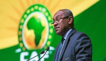 """رئيس """"الكاف"""" يؤكد أن بطولة أمم إفريقيا 2023 ستقام في موعدها"""
