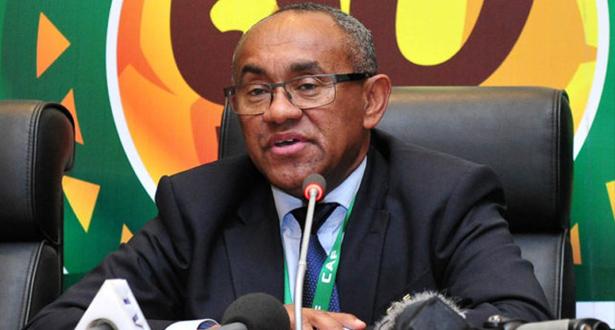 Le président de la CAF interdit de toute activité relative au football pour une durée de cinq ans (FIFA)