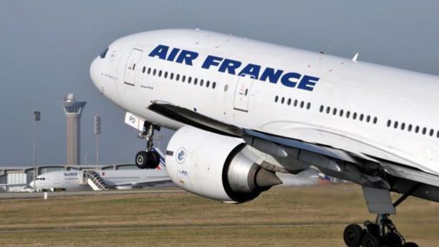 Covid-19: la Chine suspend les vols Air France entre Paris et Tianjin