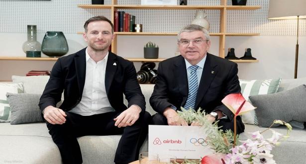 Jeux Olympiques : le CIO s'allie à Airbnb