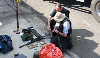 مقتل ثلاثة مسلحين بعد هجوم على مطار في البرازيل