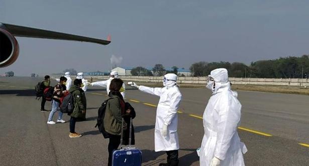 تجهيز أكبر مطار في ألمانيا بمركز اختبار للكشف عن كورونا