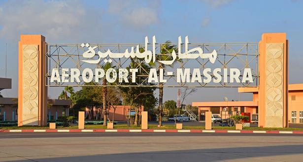 Aéroport Agadir Al Massira: Plus d'un million de voyageurs à fin août 2018