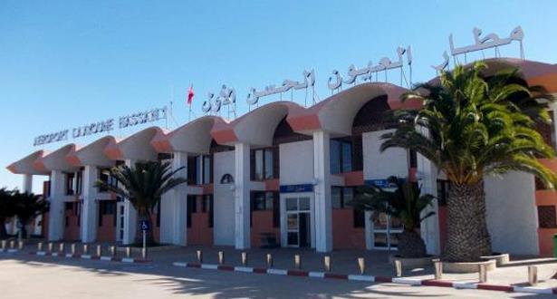 L'aéroport Hassan 1er de Laâyoune démarre l'année sur les chapeaux de roue