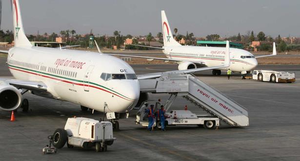 ارتفاع حركة النقل الجوي بالمطارات المغربية خلال العشرة أشهر الأولى من سنة 2019